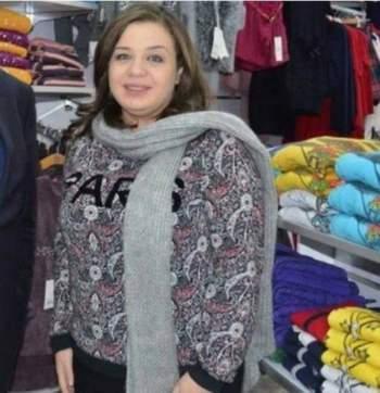 6737405 1512420836 - بالصور: نجمة باب الحارة تصدم جمهورها بوزنها الزائد !