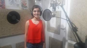 بالصوت: كريستا ماريا أبو عقل تغني الجيش في عيده