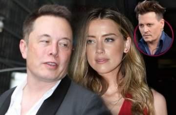 آمبر هيرد تواعد مليارديراً بعد طلاقها من جوني ديب