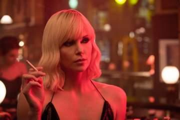 تشارليز ثيرون :أظهرت قدرات المرأة وتعرضت لإصابات في Atomic Blonde