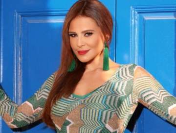 كارول سماحة تنقذ ملكة جمال لبنان