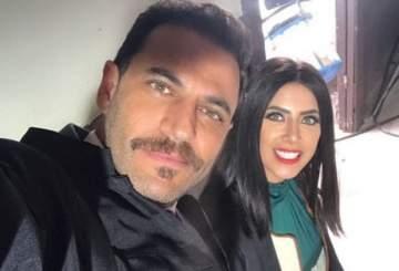 نيكولا معوض يتابع تصوير مسلسله المصري!