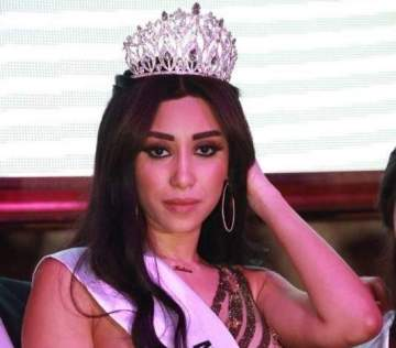 كاتينا ظريفة تحصد لقب ملكة جمال العرب-لبنان وهذا ما كشفته لـ