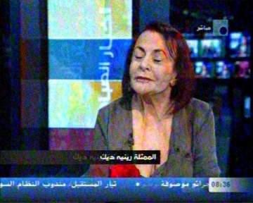"""رينيه الديك: التمثيل في """"الخادمتان"""" كان يصدر من داخلنا"""
