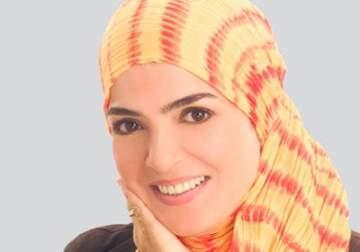 منى عبد الغني تنجو من حادث سير مروع