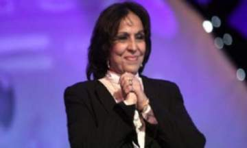وفاة زوج الفنانة عفاف راضي