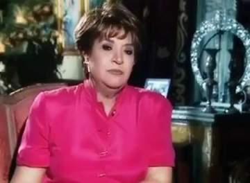 سناء منصور فكّرت بالرحيل عن مصر بعد اقالة ايناس عبدالدايم
