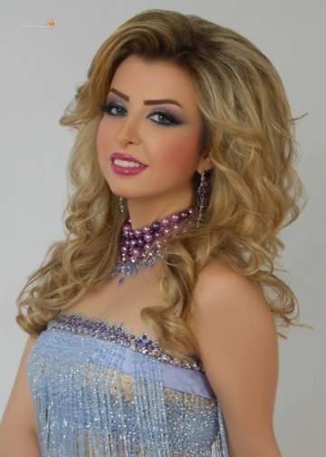 ما حقيقة خطوبة ملكة جمال العرب نادين فهد؟!
