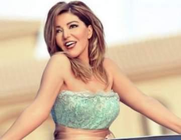 سميرة سعيد تحتفل بمليونها الأول... بالصورة