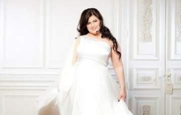 اللبنانية جيسيكا صهيون ملكة جمال البدينات العرب لعام 2014