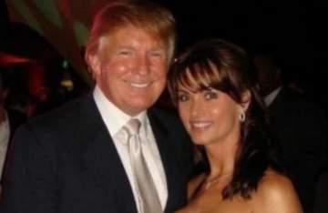 عارضة Playboy تكشف كيف خان ترامب زوجته معها..بالصور