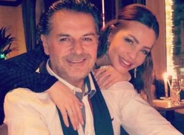 ديو غنائي يجمع راغب علامة وزوجته .. بالفيديو