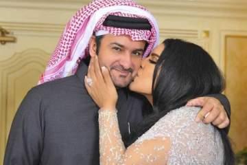 مبارك الهاجري لزوجته أحلام: