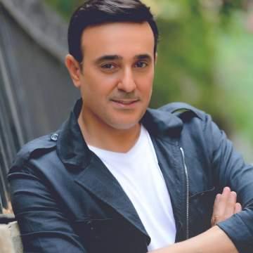 حاتم العراقي يبارك لصابر الرباعي طرح أغنيته الجديدة