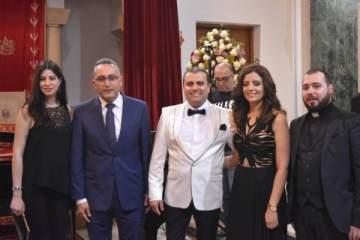 حفل اوبرالي في بيروت بمشاركة نادين ناصيف وحشد من الوجوه