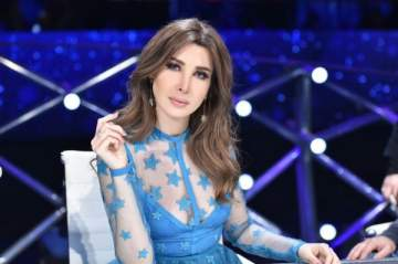 نانسي عجرم مع عمرو أديب... عفوية وصراحة لافتة