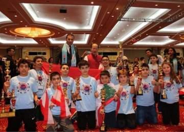 لبنان يتربّع على عرش المسابقة الدولية للحساب الذهني الفوري 