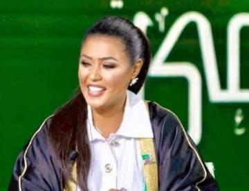 وعد ترد على انتقاد ملابسها في اليوم الوطني السعودي ..بالفيديو