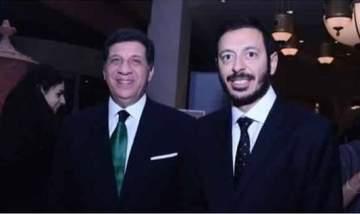 مصطفى شعبان يطلق لحيته من أجل