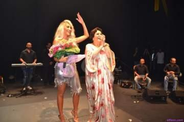 خاص بالصور - مايا دياب تحيي حفل مسرح المدينة!
