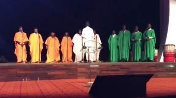 فرقة أبيدجانية تؤدي أغنية للسيدة فيروز بحرفية عالية..بالفيديو