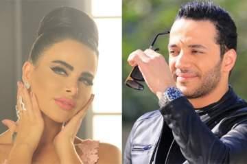 خاص الفن - حسين الديك وليال عبود يغنيان معاً في المعرة