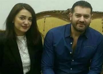 التعليق الاول لكندة علوش بعد خبر توقيفها وزوجها لحيازتهما المخدرات