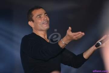 هذا ما فعله عمرو دياب في عيد ميلاد دينا الشربيني!