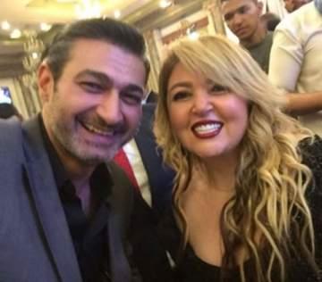 """مها أحمد لياسر جلال: """"انت نجم النجوم"""""""