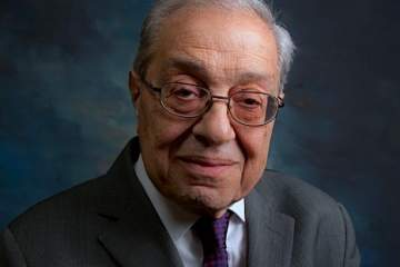 وفاة كلوفيس مقصود عن عمر ناهز 90 عاماً