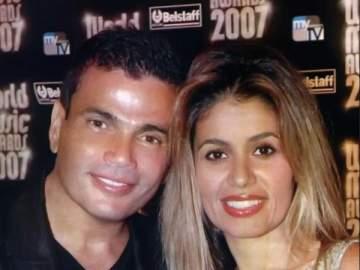 زوجة عمرو دياب تتدرب على الملاكمة..بالصور