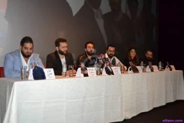 خاص بالصور- كارلوس عازار ووسام صليبا في مؤتمر