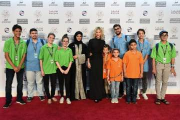 بحضور ميغ رايان..مهرجان أجيال السينمائي يختتم فعالياته ويوزّع جوائزه