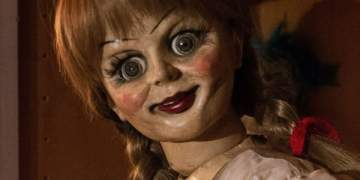 فيلم الرعب  Annabelle: Creation في الصدارة