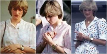 لهذا السبب كانت الأميرة ديانا ترتدي ساعتين في يدها!