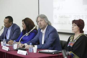 ندوة النادي السوداني في بيروت