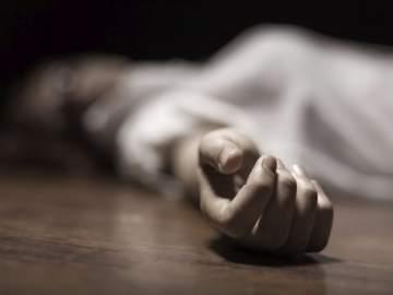 بعد ان قتلت طفلها حاولت الانتحار