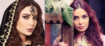 بالفيديو: سيرين عبد النور تركب الخيل وزوجها يتغزل بها