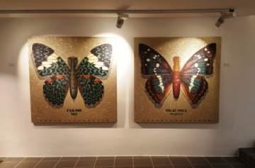 معرض فني مميز في راشانا..بالصور