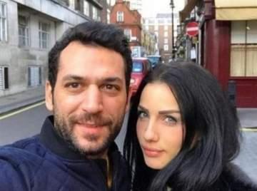مراد يلدريم يحتفل بعيد ميلاد زوجته على طريقته الخاصة.. بالفيديو