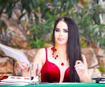 بالصور: ليال عبود تنضم إلى لجان التحكيم