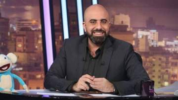 ابن هشام حداد يخطف الأضواء من والده- بالصورة