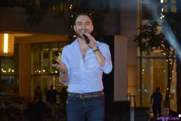 خاص بالصور- حسام حبيب يشعل حفله في مصر بأغنياته الشهيرة
