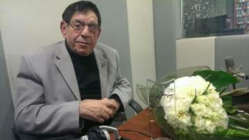 وفاة الفنان السوري سهيل عرفة والد أمل عرفة