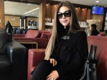 ميريام فارس في مطار بيروت ..بالصور