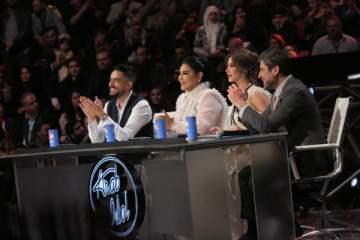 """آراب أيدول: خلاف بين أعضاء لجنة التحكيم بسبب مهند.. وأحلام تصف وائل بـ""""الملك"""""""