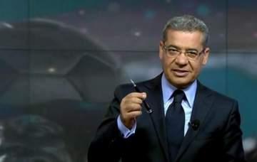 مصطفى الأغا يغضب بعد السخرية من والده وهكذا كانت ردة فعله..بالفيديو