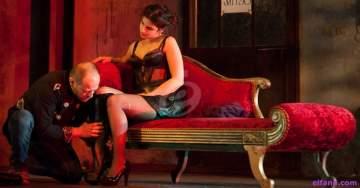 """العروض الأخيرة لمسرحية """"Venus"""""""