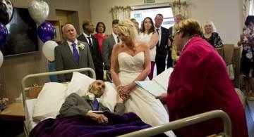 أقاما أتعس حفل زفاف في العالم!