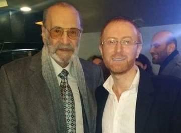 مصطفى الخاني : أفتخر بأنني من جيل عاش في زمن رفيق سبيعي